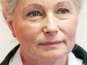 Europoslankyně Zuzana Roithová (KDU-ČSL) při tiskové konferenci ke kandidatuře