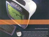 iPAD společnosti Proview se začal prodávat v roce 2000. Vypadal podobně jako
