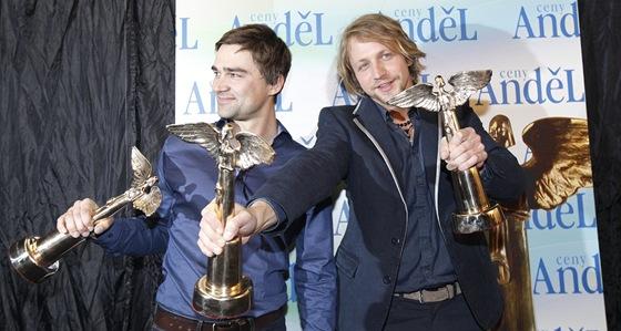 Ceny And�l 2012: Tom� Klus a Ji�� Ku�erovsk�