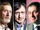 Ladislav Frej, Martin Stropnick� a Tom� T�pfer