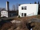 Areál budoucí nové věznice ve Vyšních Lhotách na Frýdecko-Místecku. (5. března