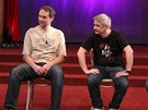 Igor Chmela, Michal Such�nek a Richard Genzer