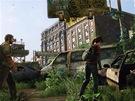 Last of Us - Příroda nezahálí a obrůstá města.