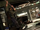 Last of Us - Jako zbraň poslouží i kus dřeva. Náboje jsou ve hře cenné.
