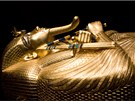 Sarkofág faraona Tutanchamona
