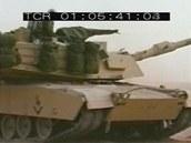 Tanky M1 Abrams prokázaly v zálivu svou p�evahu
