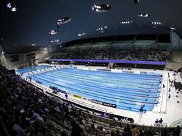 olympijsk� plaveck� centrum v Lond�n�