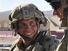 Americký seržant Robert Bales (vlevo) podezřelý z vraždy afghánských civilistů na archivním snímku