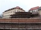 Rekonstrukce ji�n�ho k��dla hradu �pilberk