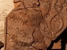 P�i rekonstrukci ji�n�ho k��dla hradu �pilberk archeologov� objevili kachli se