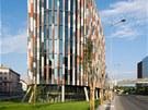 Kancel��sk� budova loni z�skala tak� ocen�n� v evropsk� realitn� sout�i
