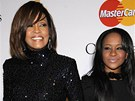 Whitney Houston a jej dcera Bobbi Kristina