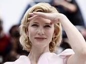 Cannes 2010 - herečka Cate Blanchettová