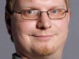 Petr Zelen�, redaktor iDNES.cz