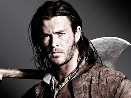 Chris Hemsworth ve filmu Sn�hurka a lovec