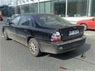 Volvo, s nímž se ve svém Porsche Cayenne srazil opilý pražský lobbista a...
