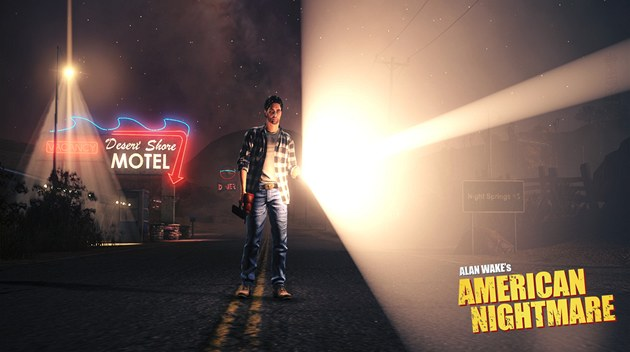 Alan Wake�s American Nightmare