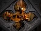 Výroční ceny města Hradce Králové se letos předávaly v chrámu sv. Ducha.