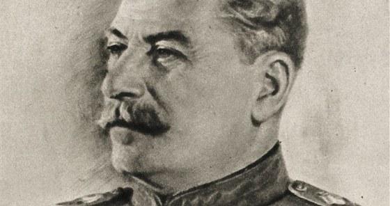 Sovětský vůdce Josif Stalin