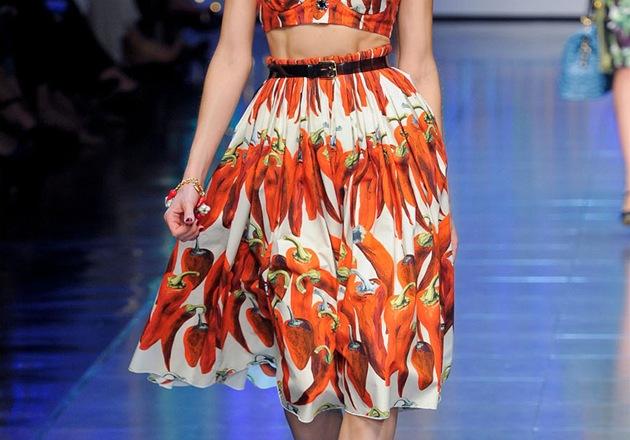 Dolce & Gabbana kolekce jaro - léto 2012