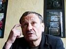 Divadelní režisér, herec a dramatik Miroslav Krobot při rozhovoru pro iDNES.cz