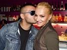 Rytmus a Dara Rolins na VIP party Hlasu ČeskoSlovenska (3. dubna 2012)