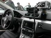 Nové passaty jsou vybaveny nejmodernější radarovou technikou. (2. dubna 2012)