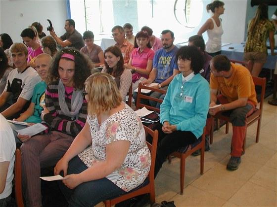 Letní kurzy angličtiny s pedagogy z Kanady, Valtice 2012
