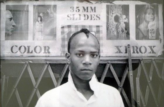 Pohled do v�stavy Roberta Carritherse v pra�sk� Fotograf Gallery - Samo �ili