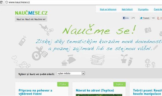 Naučmese.cz