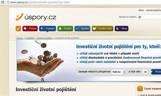 Úspory.cz