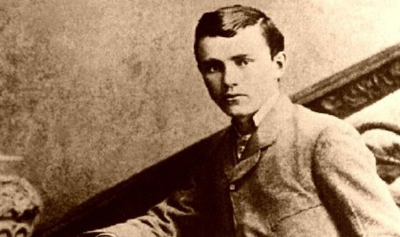 Robert Ford. Sám byl členem zločineckého gangu a pobýval v Jamesově domě.