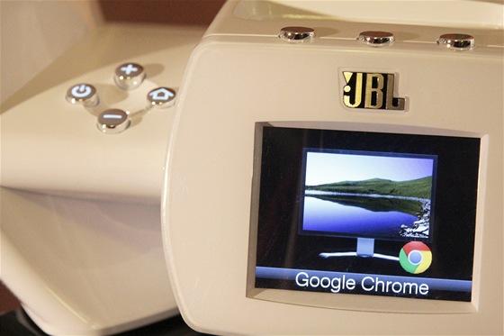 Airfoil na reproduktoru JBL