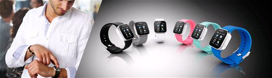Chytré hodinky Sony SmartWatch