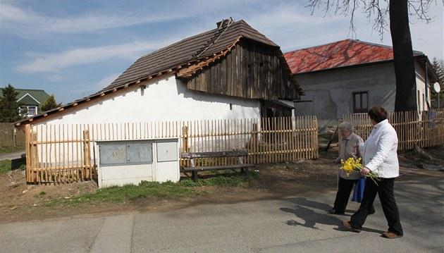 V humpolecké čtvrti Zichpil se v červnu otevře skanzen.