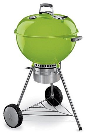 Grilcentrum.cz - 57cm- Gril One Touch Premium Spring green