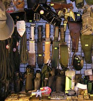 M1 Armyshop - nože