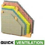 Quick ventilation