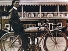 Macau Motorcycle GP je závod s dlouhou tradicí, na takovýchto strojích se
