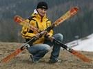 Petra Kratochv�lov� ze sportovn� a vzd�l�vac� spole�nosti Yellowpoint ve