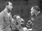 "Dal�� slavn� ""nehodn� student"" ve filmografii R.A. Strejky: septim�n Holous ve"