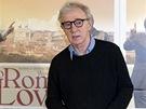 Woody Allen představuje svůj nový film To Rome with Love