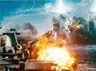 Z filmu Bitevní loď