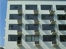 �ty�patrov� budova s garsoni�rami pro ubytov�n� student�