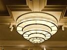 Klasika se uplatnila zejména ve spodních podlažích hotelu.