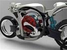 Rotační motor RBR Belgičana Franky Devearea