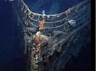 K�en� odm�na v podob� n�lezu vraku RMS Titanic