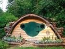 Dřevěné domky vyrábí na zakázku manželé Rocy a Melissa Pillsburyovi z