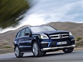Mercedes Benz GL (2012)