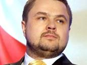 Poslanec Martin Vacek